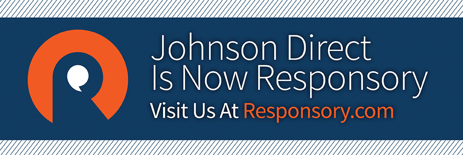 Johnson Direct is now Responsory.